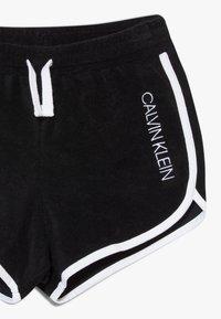 Calvin Klein Swimwear - WAVE - Uimashortsit - black - 3