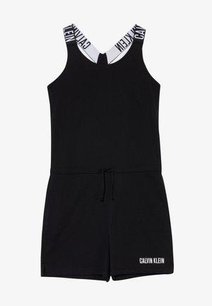 ROMPER INTENSE POWER - Tuta jumpsuit - black