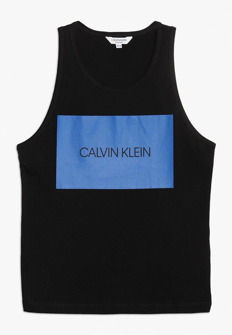 Calvin Klein Swimwear - TANK - Strand accessories - black