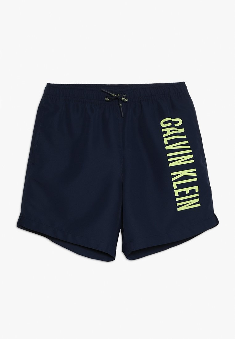 Calvin Klein Swimwear - MEDIUM DRAWSTRING - Badeshorts - blue shadow