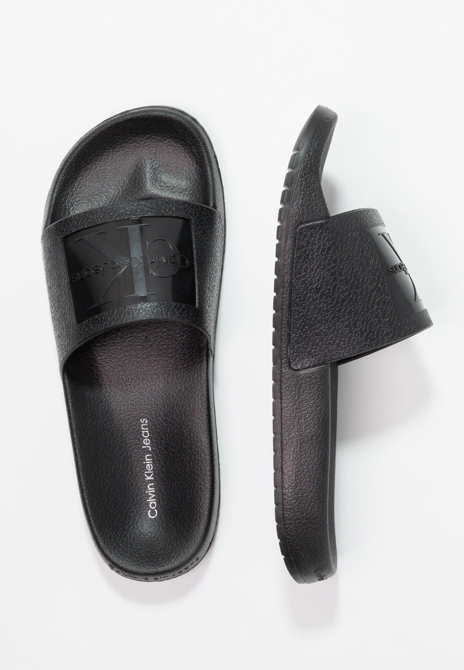 Calvin Klein Jeans Christie - Badsandaler Black