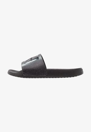 CHRISTIE - Pool slides - black