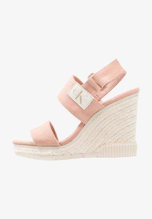 LACEY - Sandaler med høye hæler - dusk