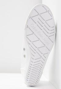 Calvin Klein Jeans - RITZY - Tenisky - white - 6