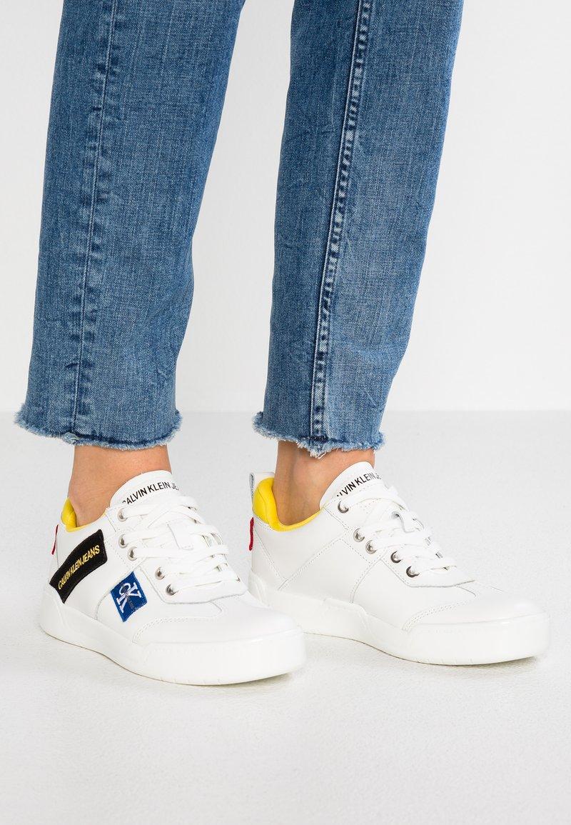 Calvin Klein Jeans - NILLA - Trainers - bright white