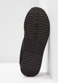 Calvin Klein Jeans - JILL - Baskets basses - black - 6
