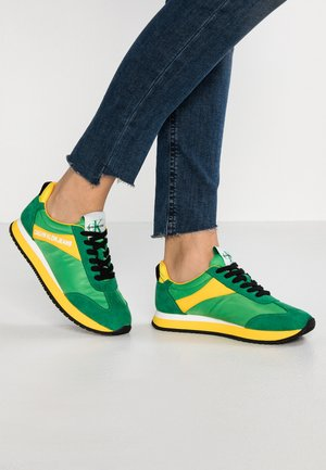 JILL - Sneakers laag - multicolor/green