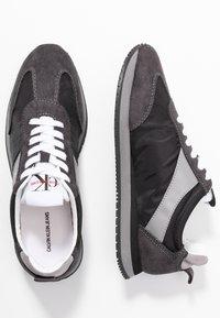Calvin Klein Jeans - JILL - Joggesko - black - 3