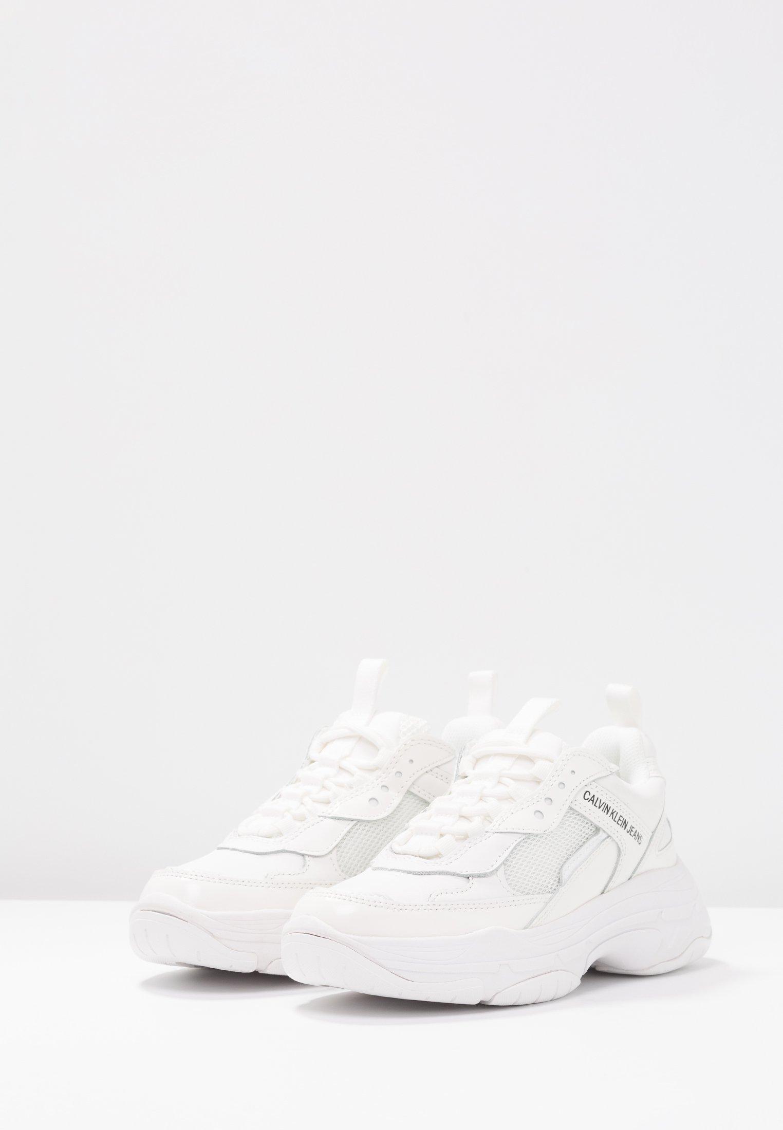 MAYA Sneakers laag bright white