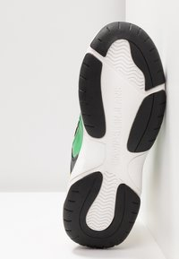 Calvin Klein Jeans - MAYA - Trainers - black/green/lemon - 6