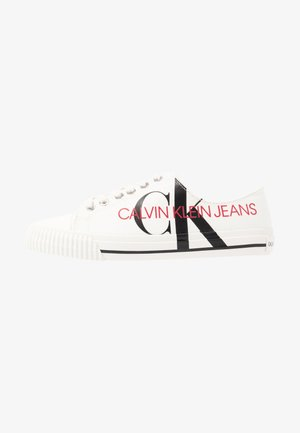 DEMIANNE - Sneakers basse - bright white/black