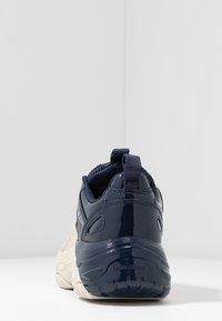 Calvin Klein Jeans - MADELIA - Zapatillas - stone/navy - 5
