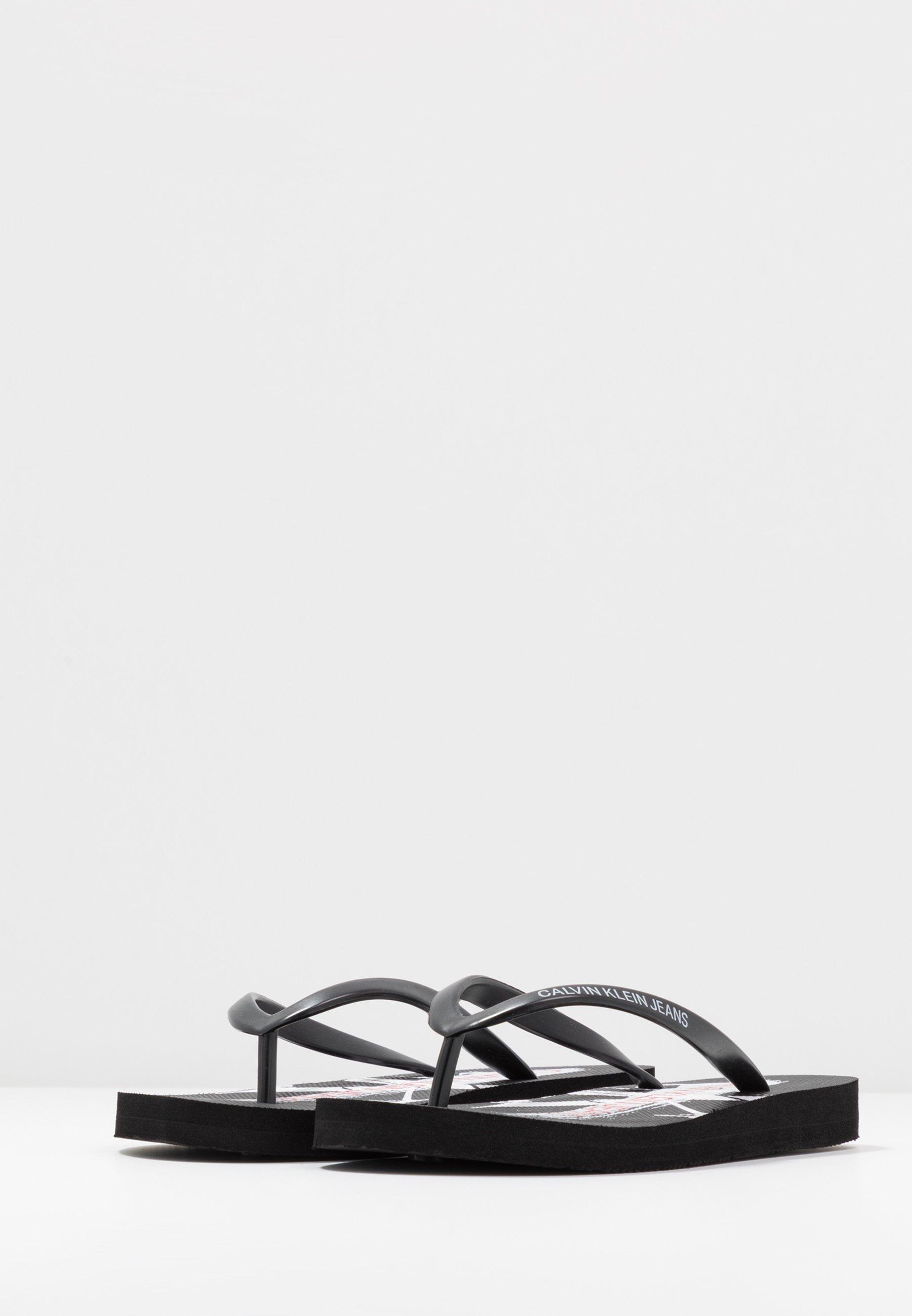 Calvin Klein Jeans Dorinda - Tongs Black