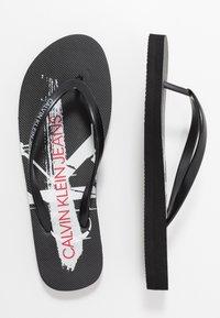 Calvin Klein Jeans - DORINDA - Badesko - black - 3