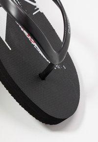 Calvin Klein Jeans - DORINDA - Badesko - black - 2