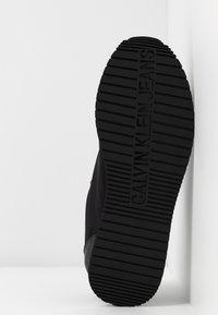 Calvin Klein Jeans - JEENEY - Baskets basses - black - 6