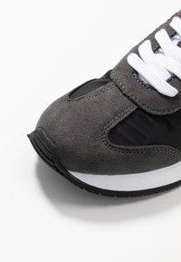 Calvin Klein Jeans - JEENEY - Baskets basses - black - 2