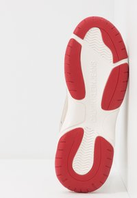 Calvin Klein Jeans - MARLEEN - Sneakers laag - bright white/stone - 6