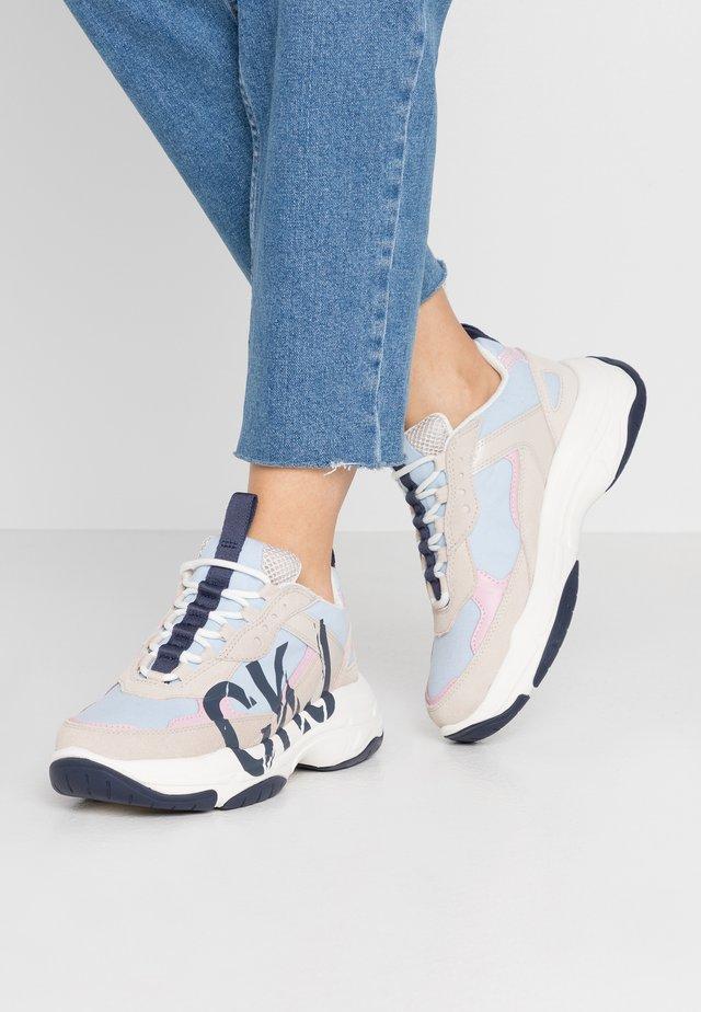 MARLEEN - Sneakersy niskie - blue/stone