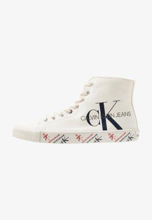 DANZA - High-top trainers - bright white