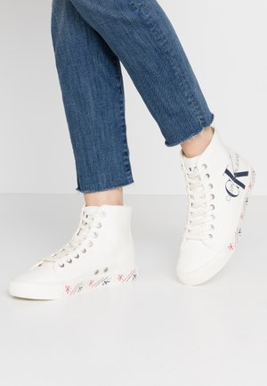 DANZA - Baskets montantes - bright white