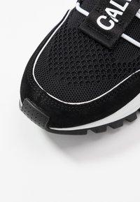 Calvin Klein Jeans - TIMOTEA - Vysoké tenisky - black/stone - 2