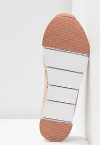 Calvin Klein Jeans - GENNA - Espadrillot - dusk - 6