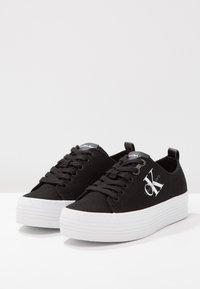 Calvin Klein Jeans - ZOLAH - Joggesko - black - 3