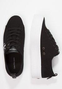 Calvin Klein Jeans - ZOLAH - Sneakersy niskie - black - 2