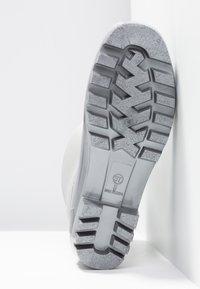 Calvin Klein Jeans - PHILIPPA - Regenlaarzen - siilver - 6