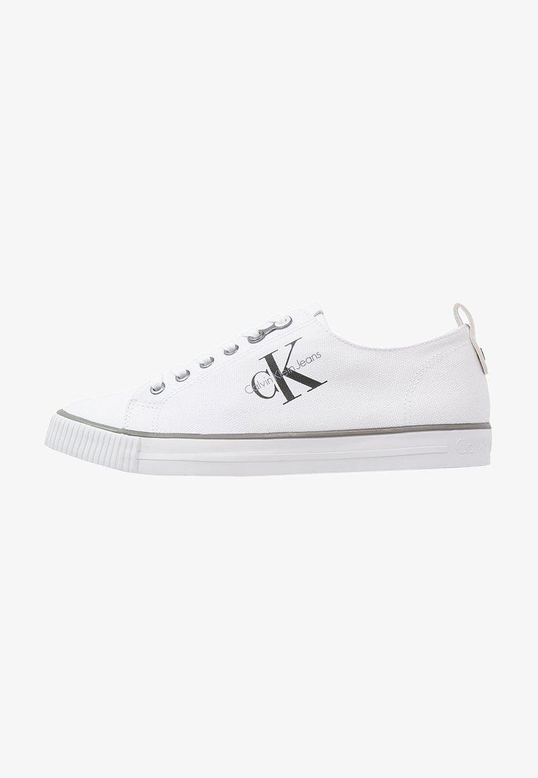 Calvin Klein Jeans - ARNOLD - Sneaker low - white