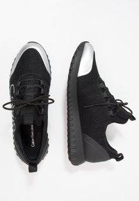 Calvin Klein Jeans - Sneakers - black/silver - 1