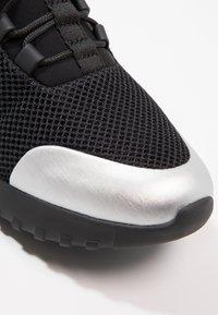 Calvin Klein Jeans - Sneakers - black/silver - 5