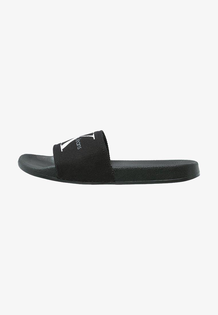 Calvin Klein Jeans - VIGGO - Pantolette flach - black