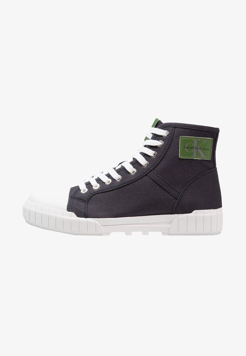 Calvin Klein Jeans - BINX - Zapatillas altas - indigo