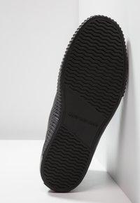 Calvin Klein Jeans - ICARO - Zapatillas altas - black - 4