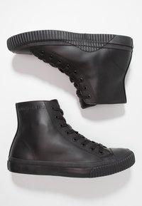 Calvin Klein Jeans - ICARO - Zapatillas altas - black - 1