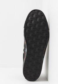 Calvin Klein Jeans - ASTON - Korkeavartiset tennarit - black - 4