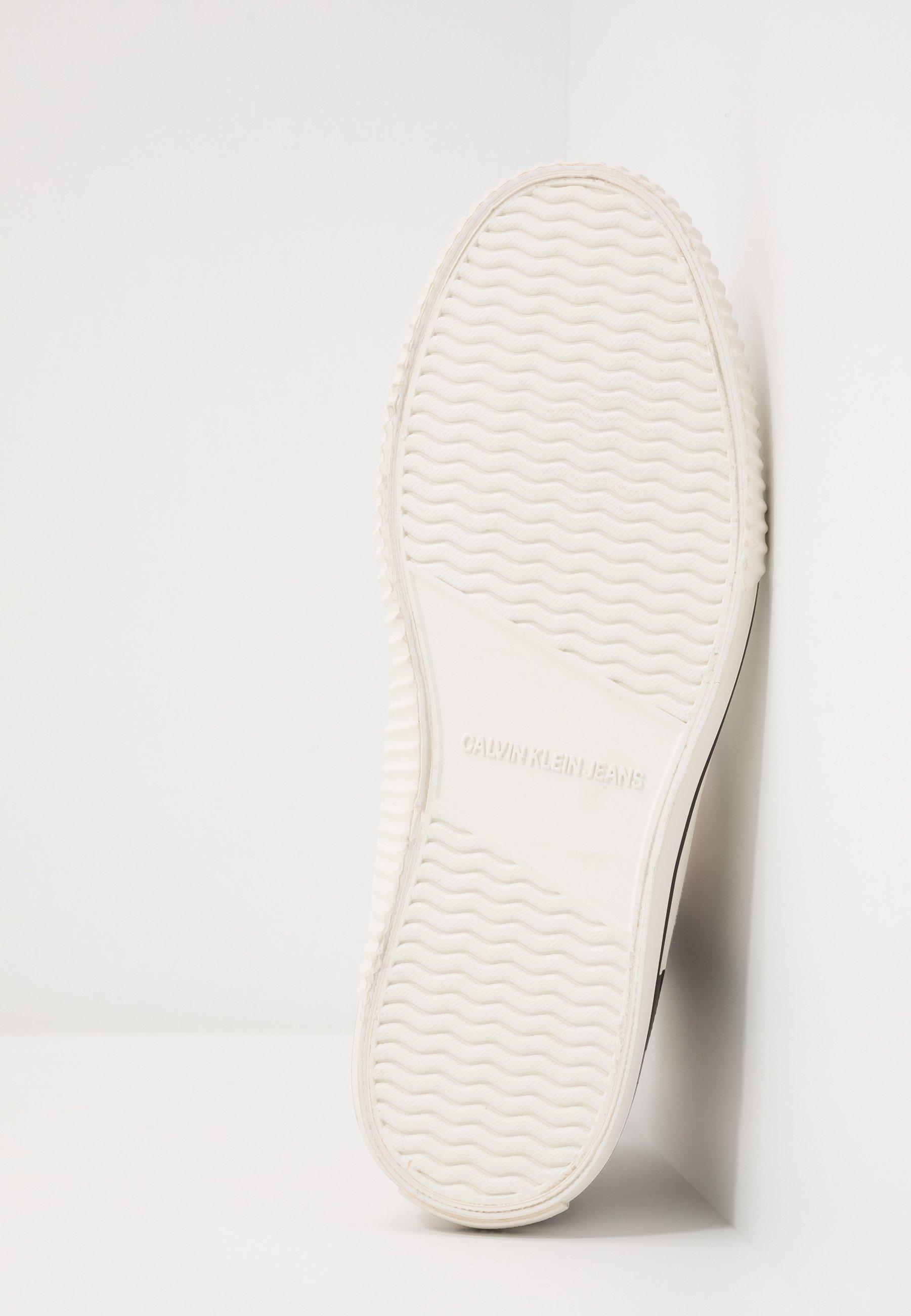 Calvin Klein Jeans IGLIS - Baskets montantes - bright white/black