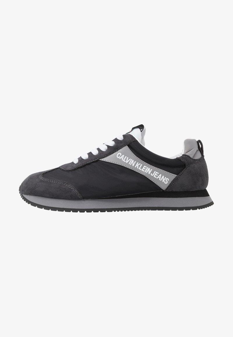 Calvin Klein Jeans - JERROLD - Sneakersy niskie - multicolor/black