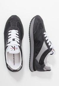 Calvin Klein Jeans - JERROLD - Sneakersy niskie - multicolor/black - 1