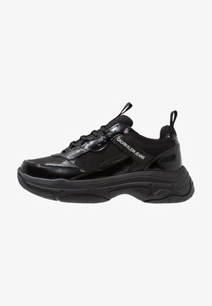 MARVIN - Sneakersy niskie - black