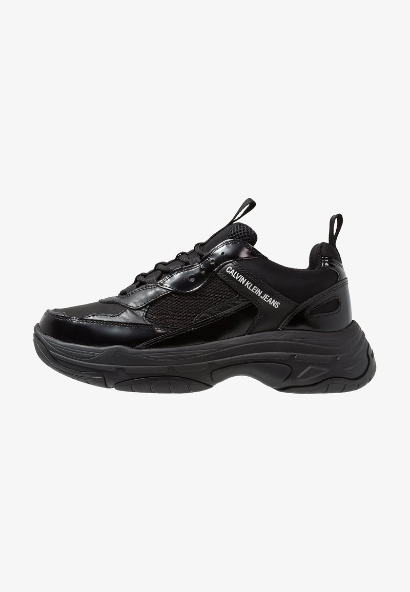 Calvin Klein Jeans - MARVIN - Sneakers - black