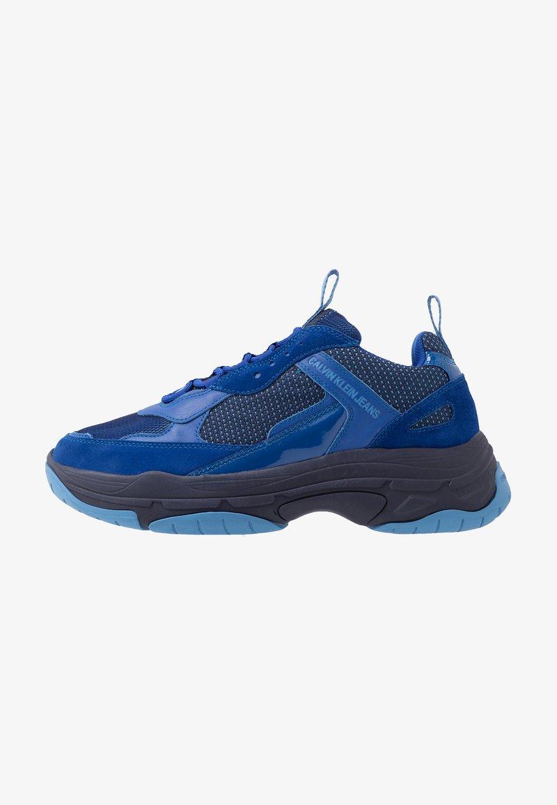 Calvin Klein Jeans - MARVIN - Trainers - multicolor nautical blue
