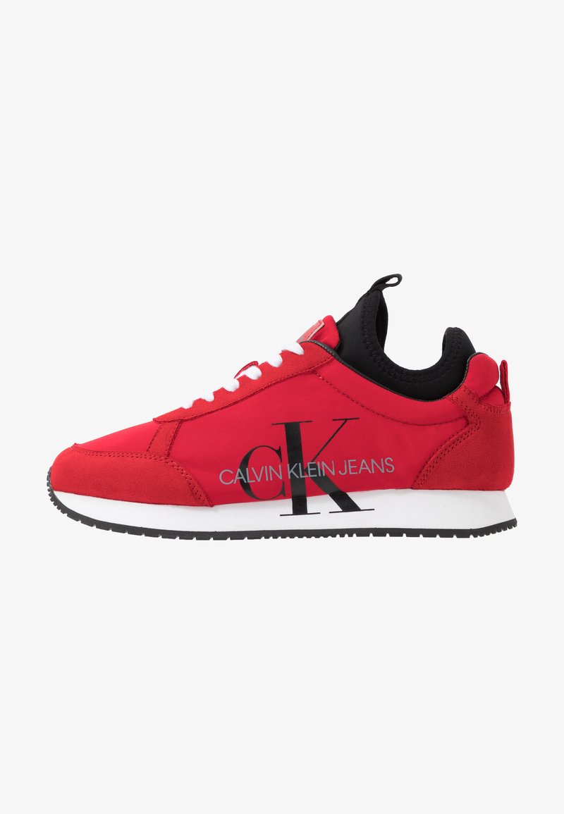 Calvin Klein Jeans - JEMMY - Baskets basses - racing red