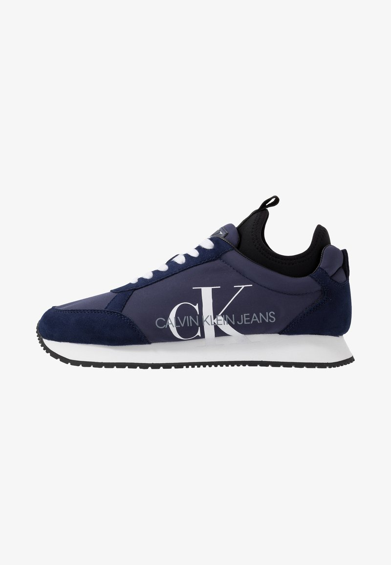 Calvin Klein Jeans - JEMMY - Trainers - medieval blue