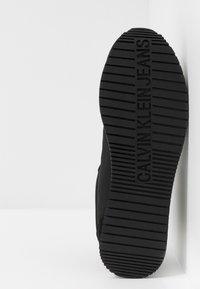 Calvin Klein Jeans - JEMMY - Sneakers laag - black - 4