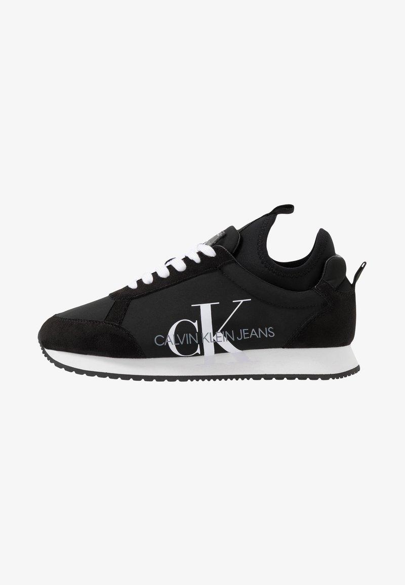 Calvin Klein Jeans - JEMMY - Sneakers laag - black