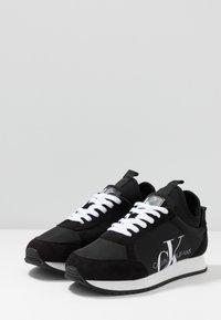 Calvin Klein Jeans - JEMMY - Sneakers laag - black - 2