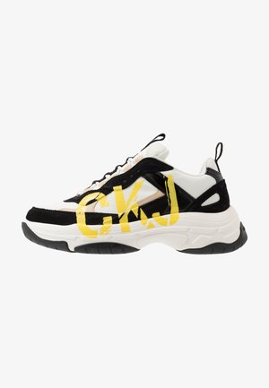 MIZAR - Sneakersy niskie - bright white/black